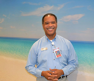 Employee Spotlight Aaron Eddings - Customer Service Rep.