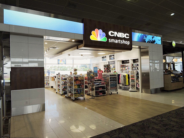 CNBC open at Airside A
