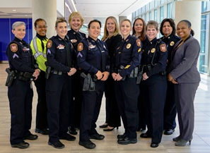 Womens history month-cops