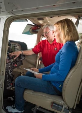 Give the gift of flight this holiday season tampa international december 7 2017 dave presnell like so many others was bitten by the aviation bug at a young age negle Choice Image