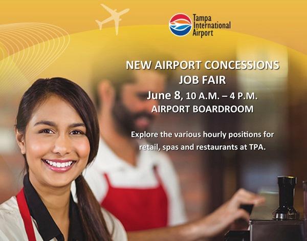 Job Fair June 2018