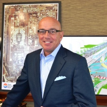 Joe Lopano - CEO of Airport