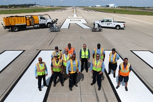Maintenance team-runway project