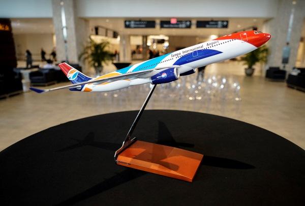 Raffle-plane