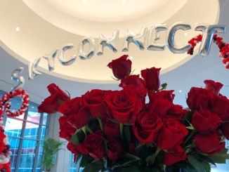 SkyConnect roses