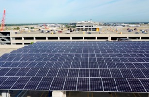 Solar project at TPA - newsroom