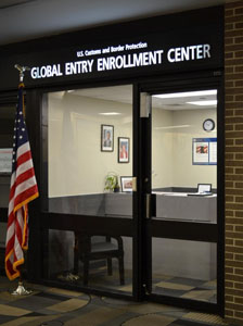 Hobby airport global entry