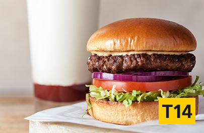Burger 21 products
