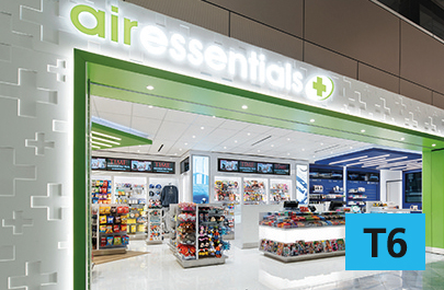 Air Essentials storefront