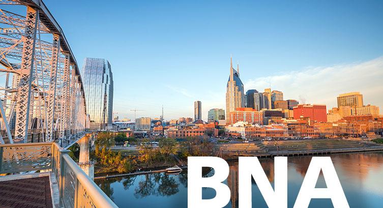 Nashville airport code