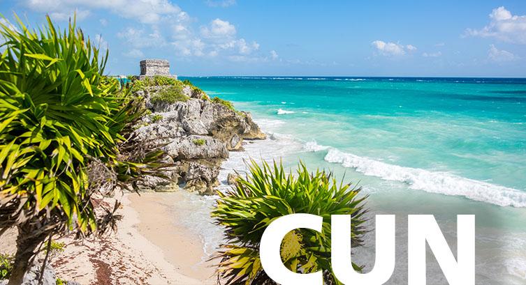 Cancun airport code