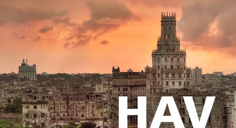Havana Cuba airport code