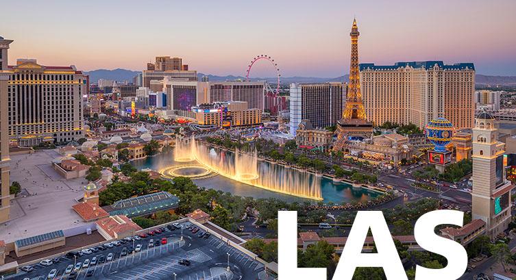 Las Vegas airport code