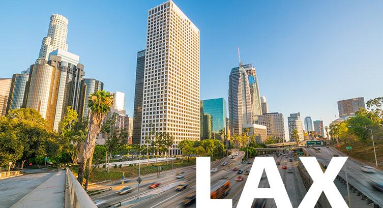 Los Angeles airport code