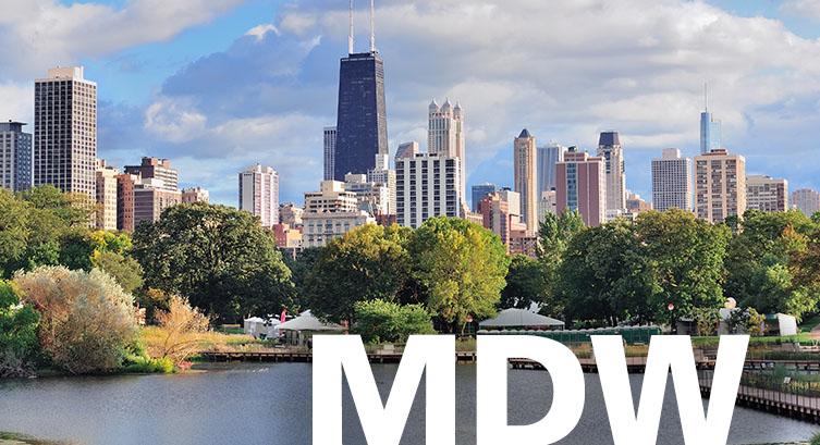 Chicago - Midaway airport code