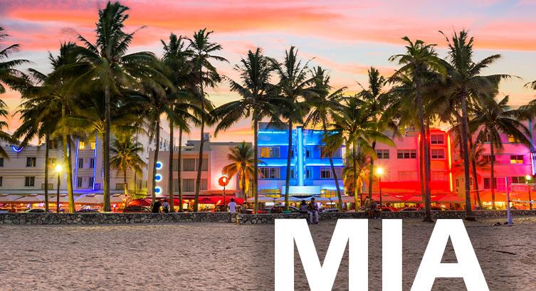 Miami airport code