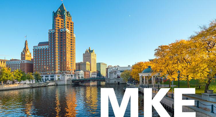 Milwaukee airport code