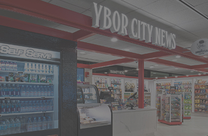 Ybor City News storefront