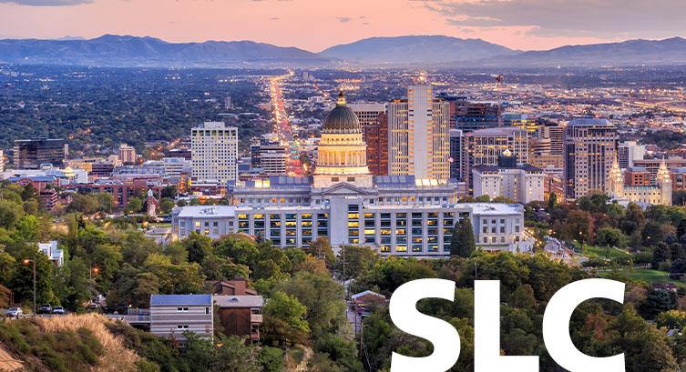 Salt Lake City airport code
