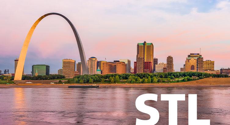 St. Louis airport code