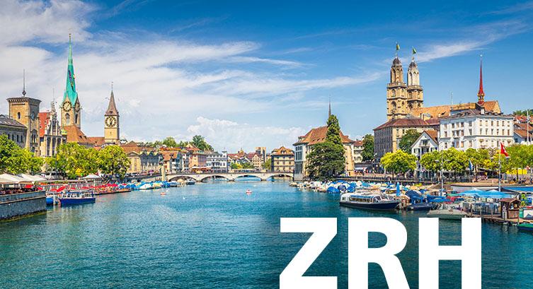 Zurich airport code