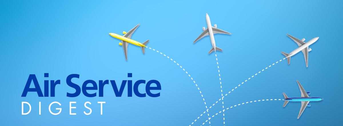 Air Service Digest newsletter