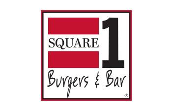 Square One Burger logo