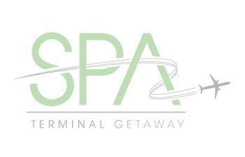 Terminal Getaway Spa logo