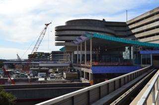 Main Terminal construction Jan. 2016