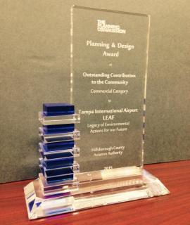 Planning Commission Award 2015 - LEAF