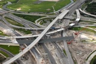 Tampa Interchange Project 2008