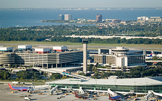 Tampa International receives strong credit rating from agencies